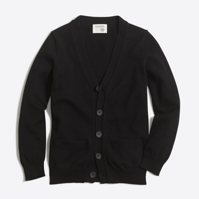 제이크루 보이즈 가디건 J.crew Boys cotton cardigan sweater