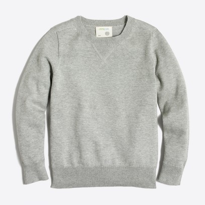 제이크루 보이즈 스웨터 J.crew Boys cotton sweatshirt sweater