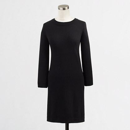 Factory warmspun tee dress