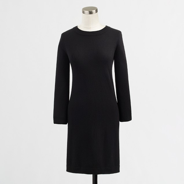 Factory warmspun tee dress