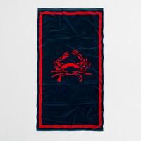 Critter towel