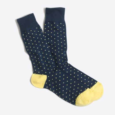 Microspot socks