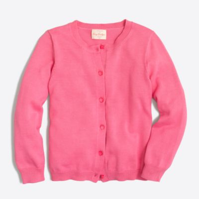 Girls' Casey cardigan sweater factorygirls sweaters & jackets c