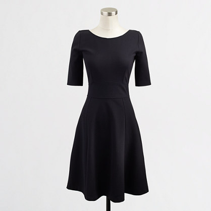 Factory retro ponte dress