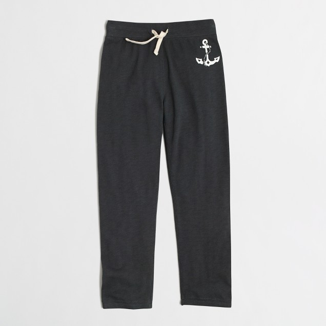 Boys' graphic sweatpant