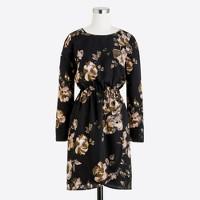 - Tulip-hem dress