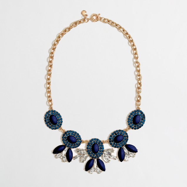 Factory cameo chandelier necklace