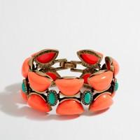 Factory half moon bracelet