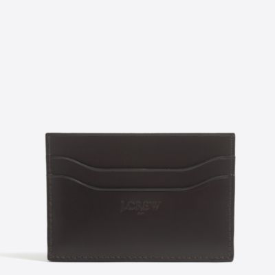 Leather card holder factorymen accessories c