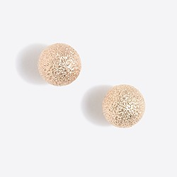 Pinball stud earrings