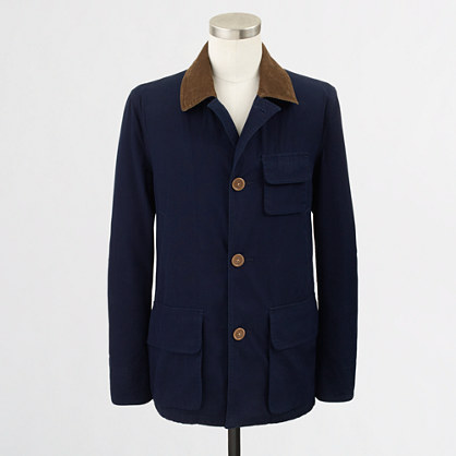 Factory homestead jacket