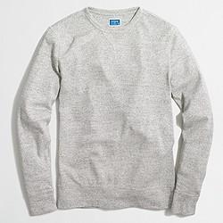 Factory long-sleeve twisted rib T-shirt