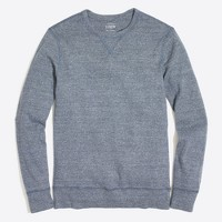 Long-sleeve twisted rib T-shirt