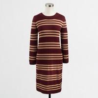 Factory stripe Charley sweater-dress