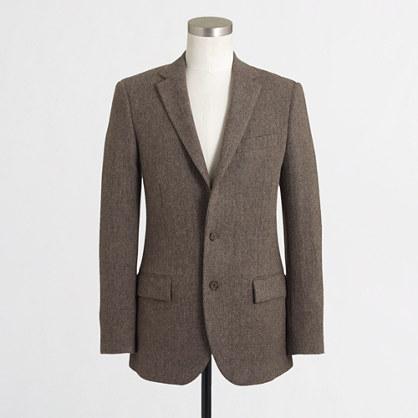 Factory Thompson sportcoat in herringbone