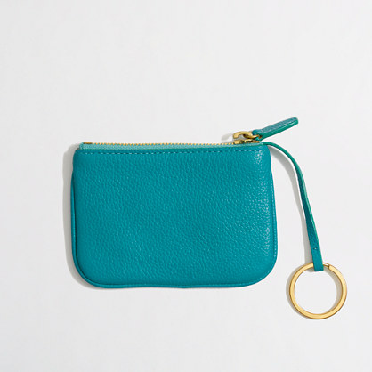 Factory wallet keychain