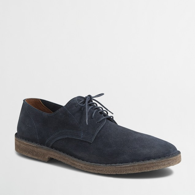 Calvert suede oxfords