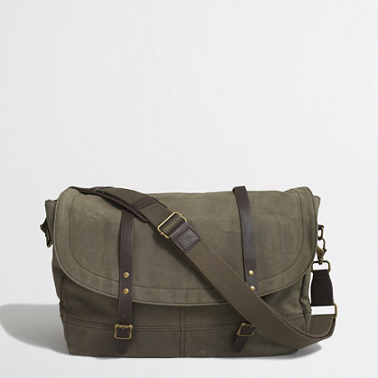 Factory Carson messenger bag