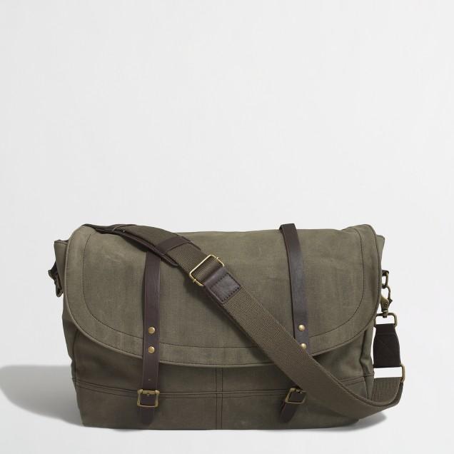 Carson messenger bag