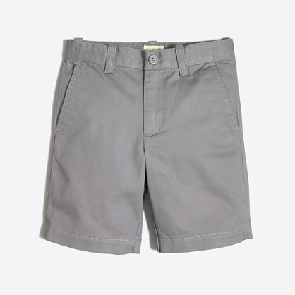 Factory boys' Gramercy short
