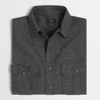 Tweed workshirt