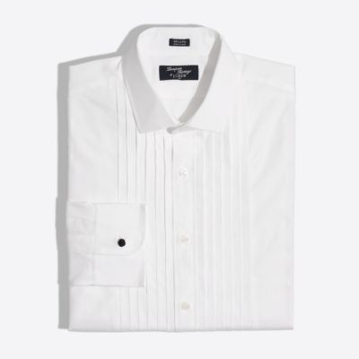 Thompson tuxedo shirt factorymen slim c