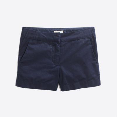 Girls' chino short