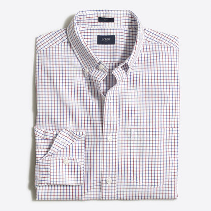 Slim washed shirt