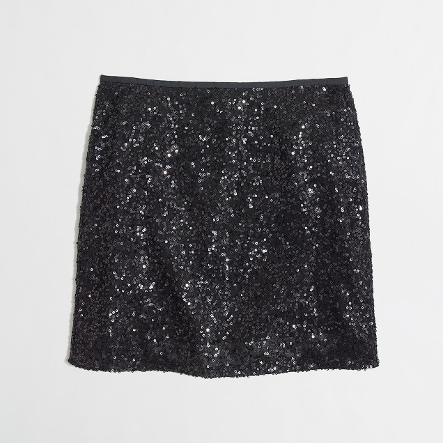 Factory sequin mini