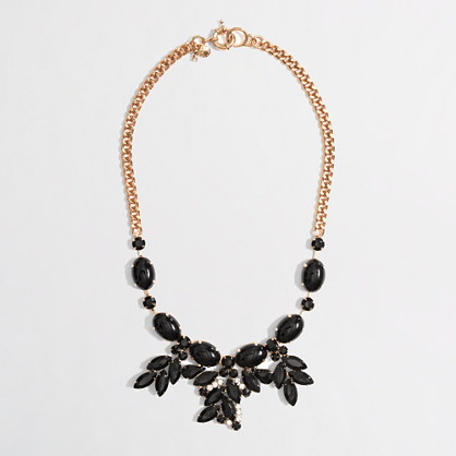 Factory crystal wreath necklace