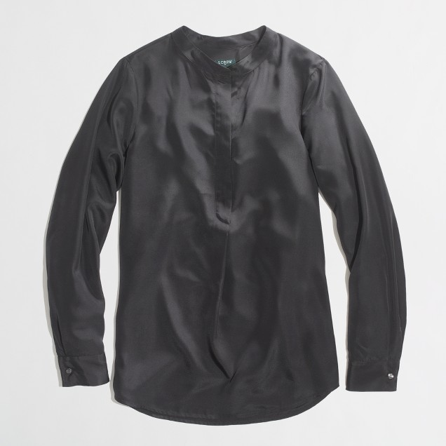 Factory draped popover