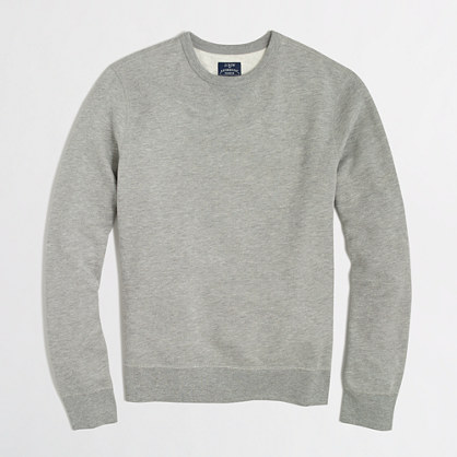 Fleece sweatshirt : Fleece | J.Crew Factory