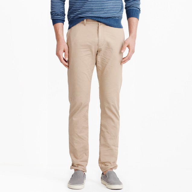 Driggs slim-fit broken-in chino