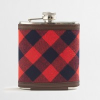 Flannel flask