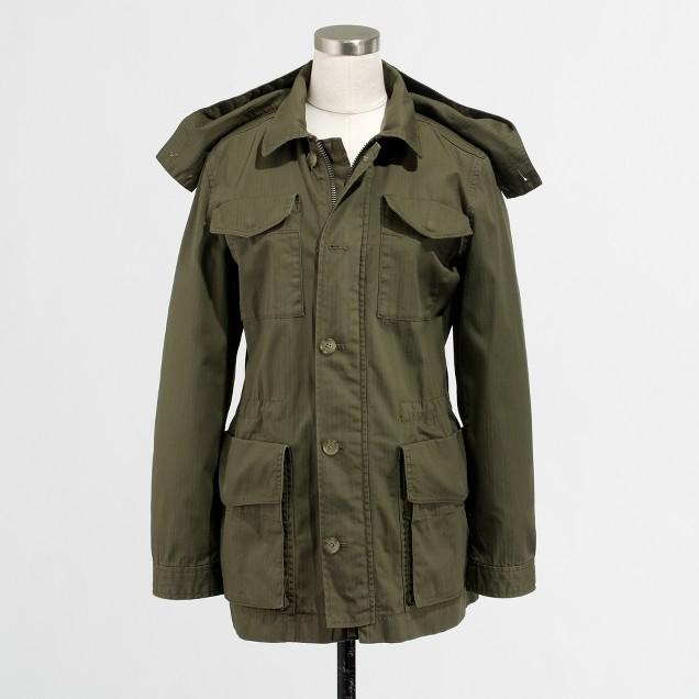 Factory fatigue jacket