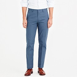 Classic-fit Thompson suit pant in chino