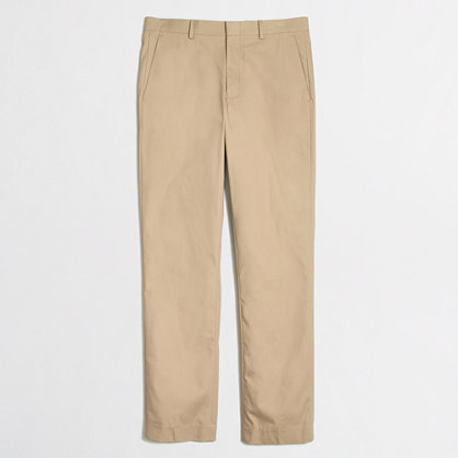 Thompson suit pant in chino