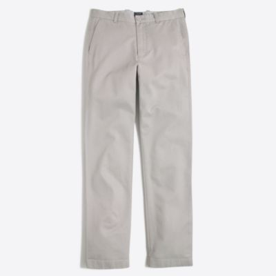 Bleecker athletic-fit broken-in chino factorymen tall c