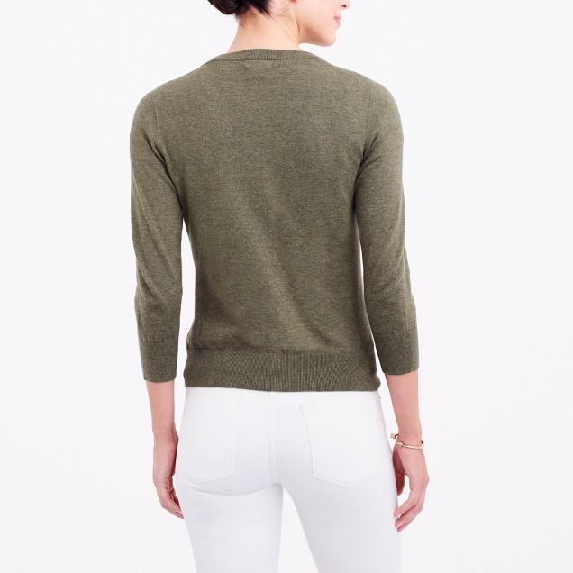 Confiserie Crochet Pima Cotton Cardigan. Clare Cardigan Sweater   Women s  Sweaters  02d056050