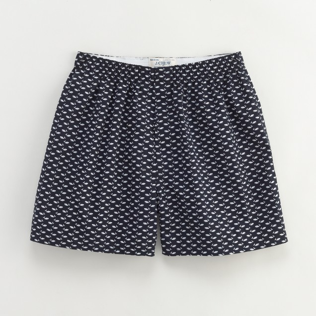 Factory mini-whale boxers