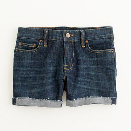 "Factory 4"" denim short"