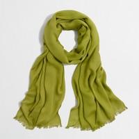 Tissue scarf