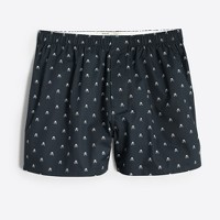 Skull and crossbones boxers