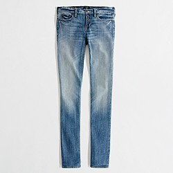 Factory straight and narrow jean