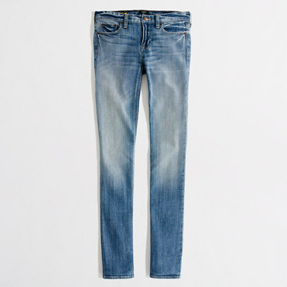Straight and narrow jean