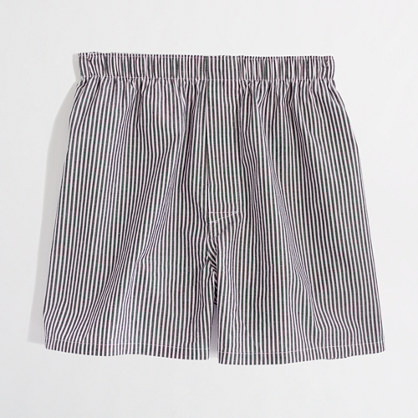 Factory classic-stripe boxers