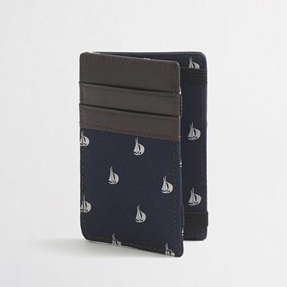 Factory magic wallet