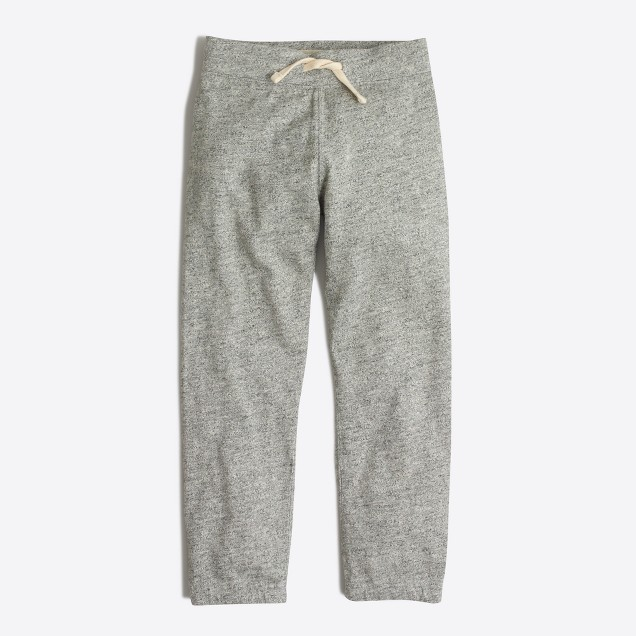 Boys' heathered sweatpant
