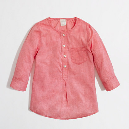 Factory girls' poet blouse