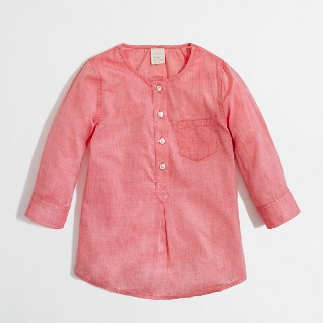 Factory girls' poet blouse